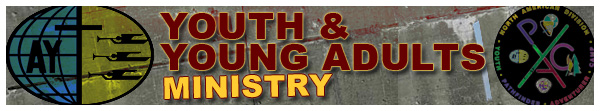 Youth and Young Adults banner